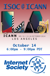 ISOC @ ICANN 51