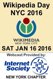 Wikiday NYC 2016
