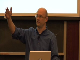 Clay Shirky @ Harvard