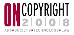 OnCopyright 2008