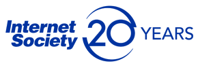 Internet Society is 20!